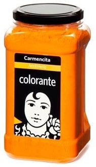 Carmencita Yellow Coloring, 1 kg