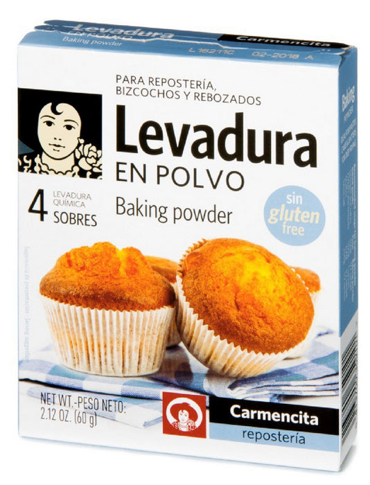 Carmencita Baking Powder, 60 gr