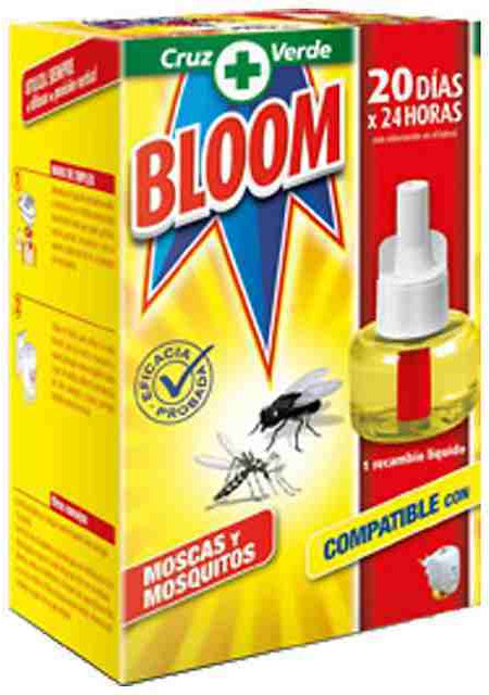 Bloom Flies and Mosquitos Repellent Refill, 23 ml