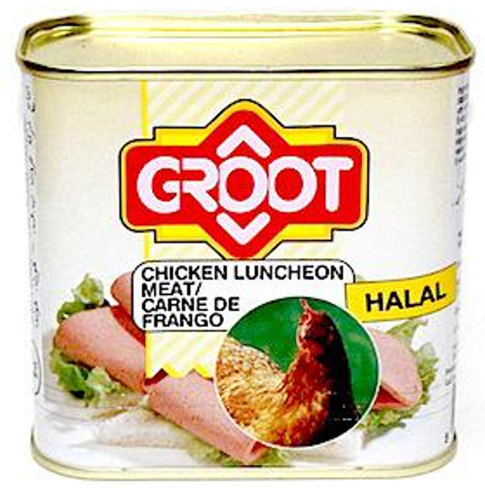 Groot Chicken Luncheon, 340 gr