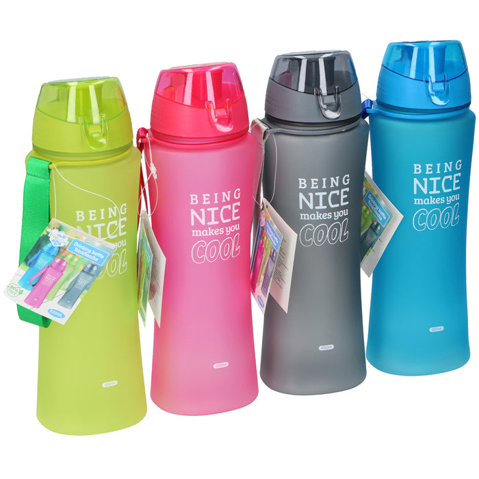 Being Nice Drinking Bottle With Filter, 1 pc