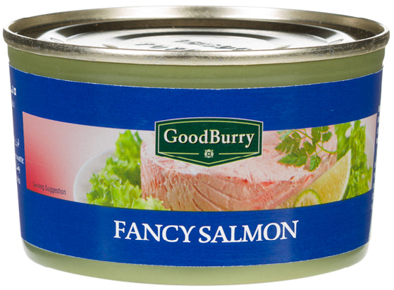 Goodburry Fancy Salmon, 213 gr