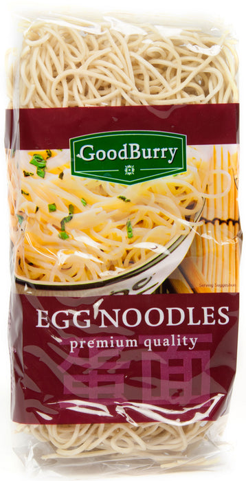 Goodburry Egg Noodles, Premium Quality, 250 gr