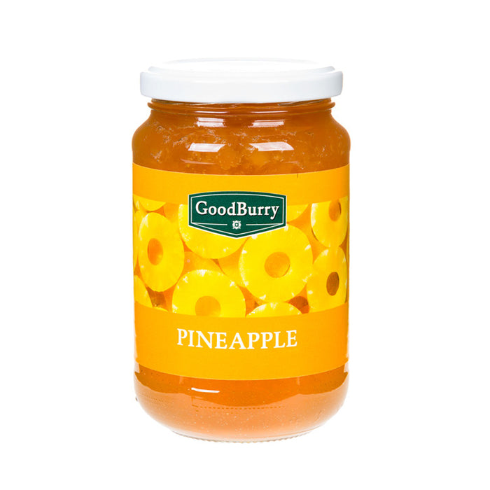 Goodburry Pineapple Jam, 450 gr