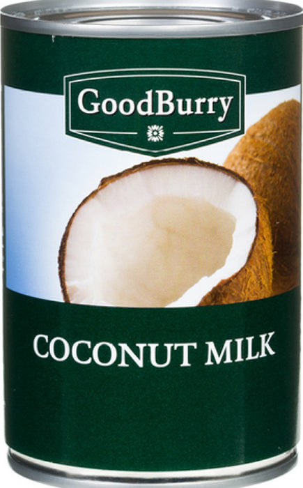 GoodBurry Coconut Milk, 0.4 L