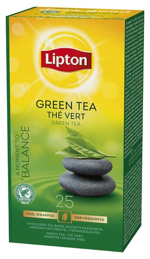 Lipton Green Tea Bags, 25 ct