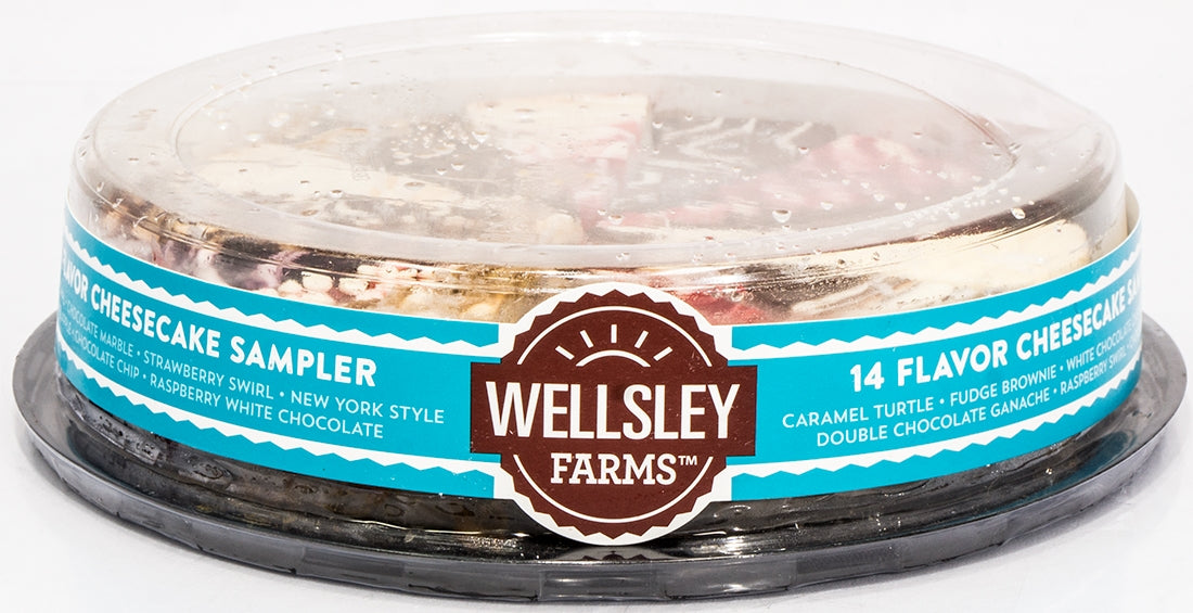 Wellsley Farms 14 Flavor Cheesecake, 14 fl