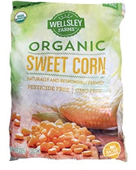 Wellsley Farms Sweet Corn, 64 oz