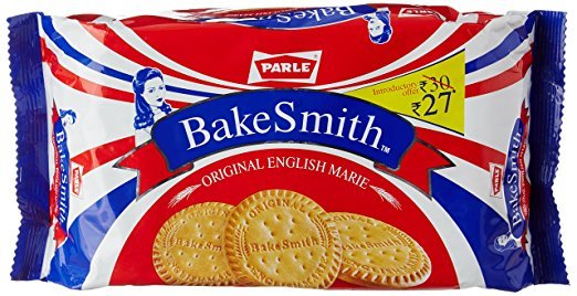 Parle Bake Smith, Original English Marie Cookies, 150 gr