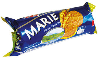 Parle Marie Biscuits with Wheat Benefits, 60 gr