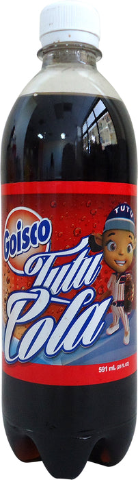 Goisco Tutu Cola, 20 oz