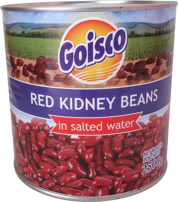 Goisco Red Beans, 2500 gr