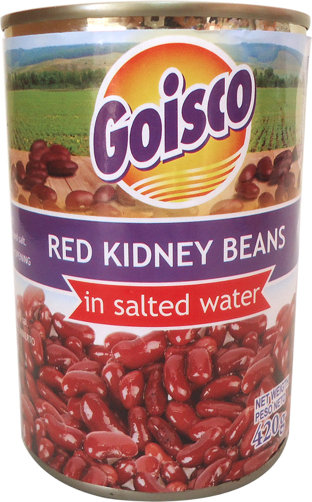 Goisco Red Beans, 420 gr