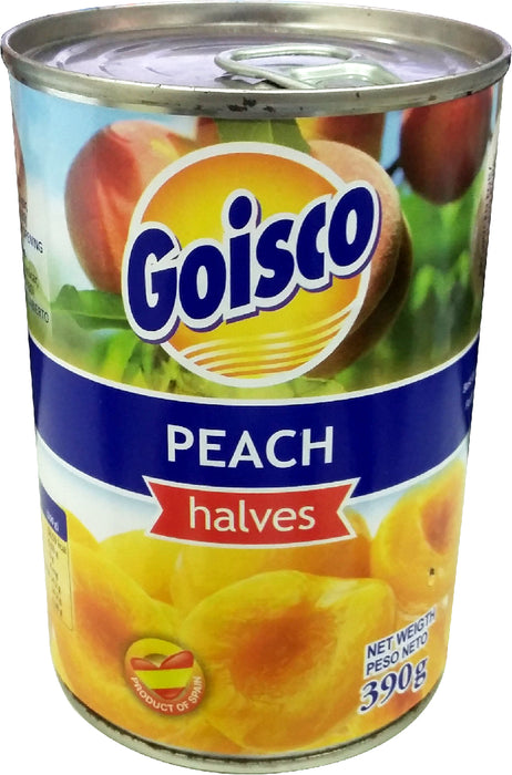 Goisco Peach Halves, 390 gr