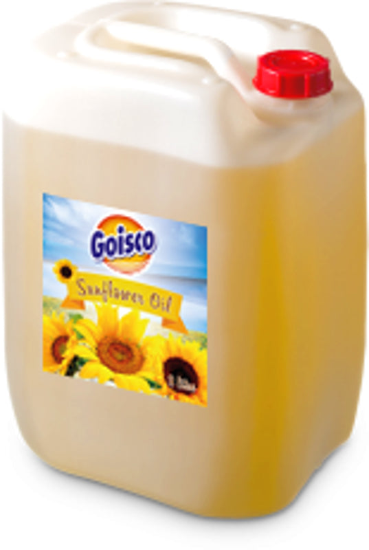 Goisco Sunflower Oil, 3 L