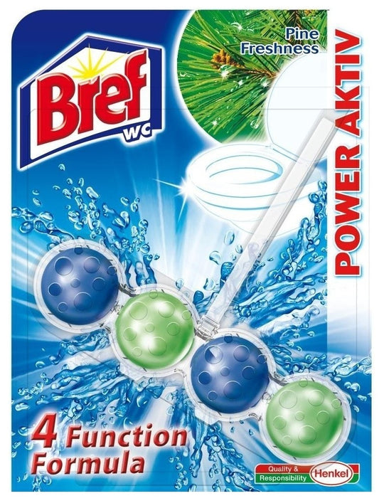 Bref WC Pine Freshness, Power Aktiv, 1 x 50 gr