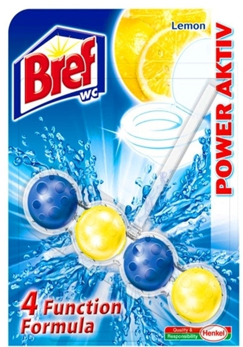 Bref WC Lemon, Power Aktiv, 1 x 50 gr