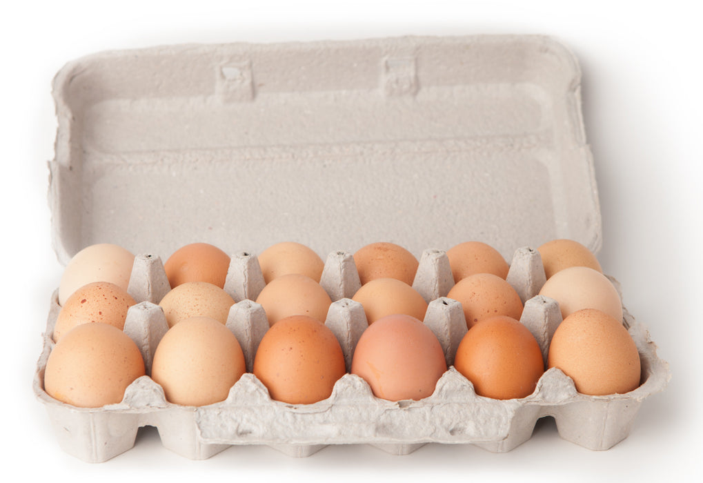 Eggs Case, 18 pcs