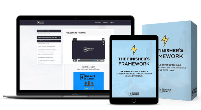 Finisher's Framework