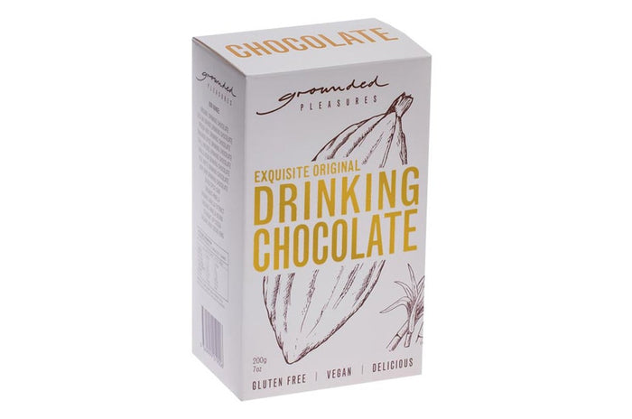 GROUNDED PLEASURES DRINKING CHOCOLATE - ORIGINAL