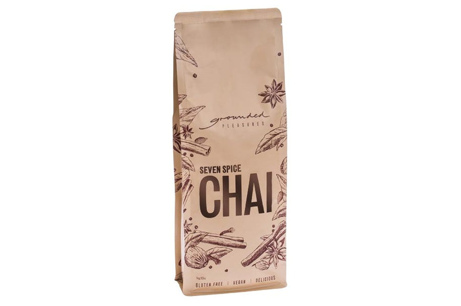 GROUNDED PLEASURES - SPICED CHAI