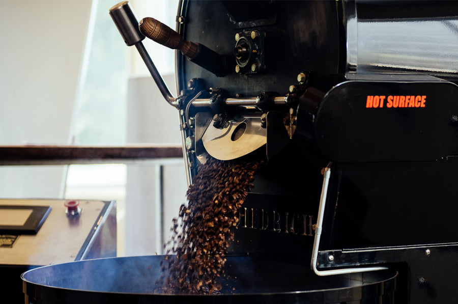 COFFEE ROASTING & ALTERNATE BREW MASTERCLASS