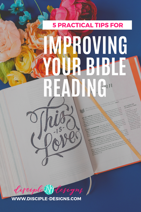 Improving your Bible Reading