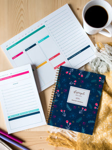 Prayer Journal & Notepads Bundle