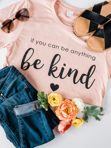 Be Kind - Peach