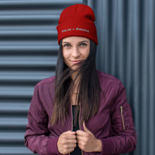 Load image into Gallery viewer, Valor + Ningxia // Embroidered Beanie