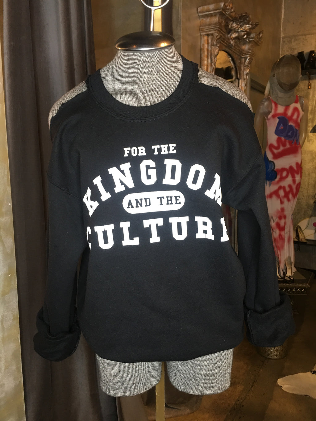 Kingdom and Culture Black