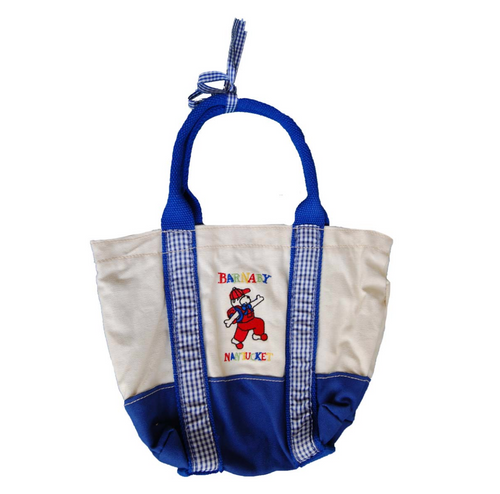 Barnaby Bear Tote Bag
