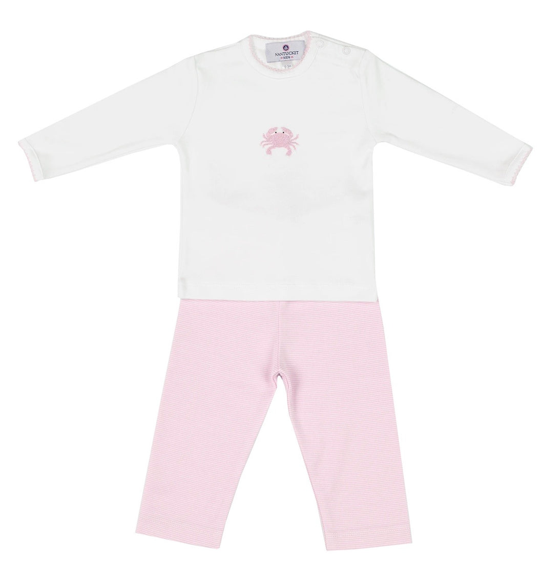 ANYTHING BUT CRABBY PIMA PLAY SET-PINK