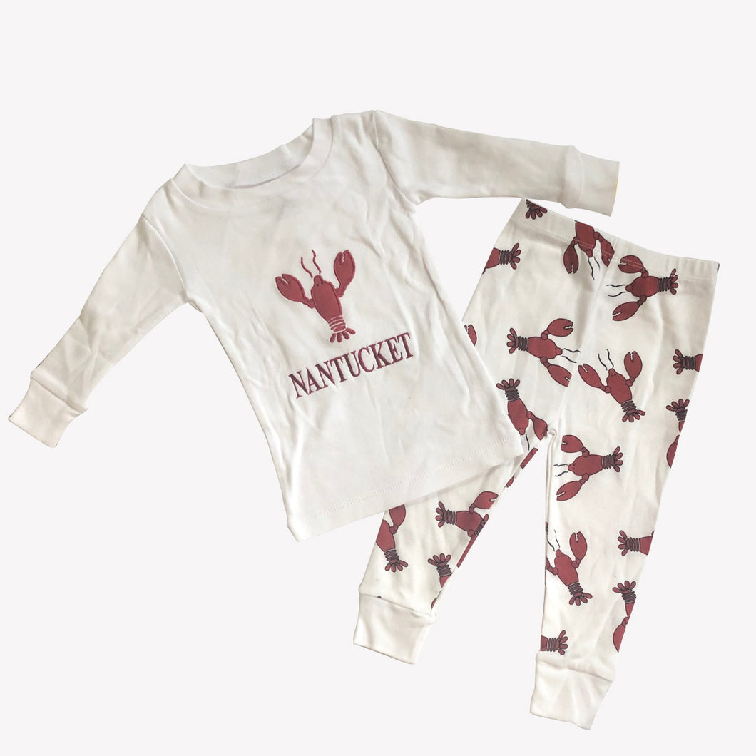 Organic Nantucket Lobster Jammies