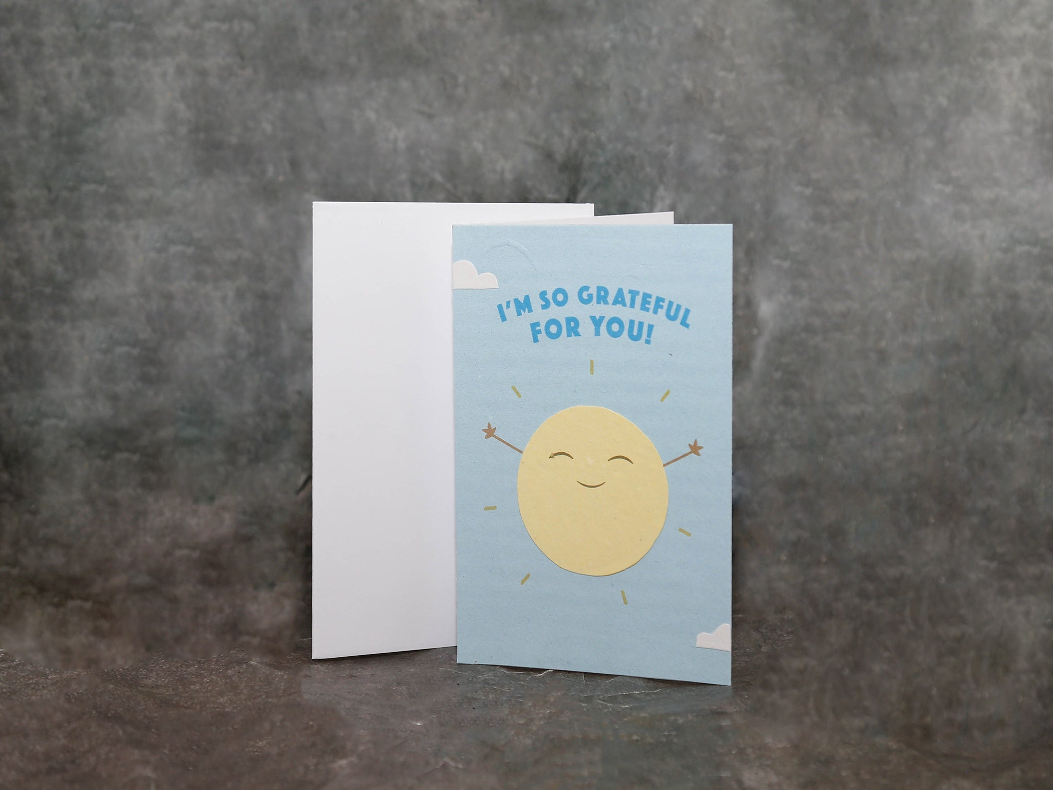Card Grateful for You
