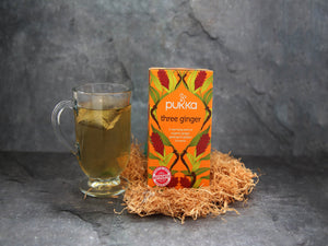Tea Three Ginger