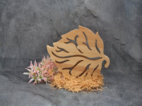 Leaf Hot Pot Stand