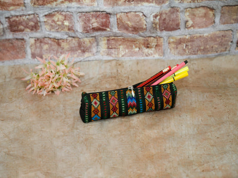 Idna Pencil Case (Mustard)
