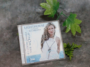 Lighthouse - If I Could Change the World (CD)