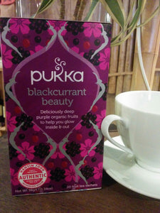 Black Current Beuty Tea