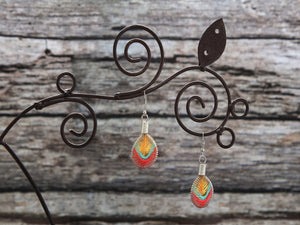 Earrings EVI 1.5x3cm