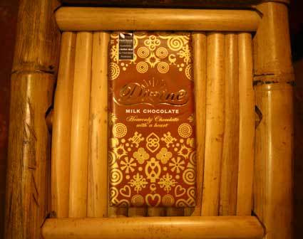 Divine Milk Chocolate - Plain (90g)