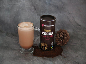 Cocoa powder-Ecual Exchange