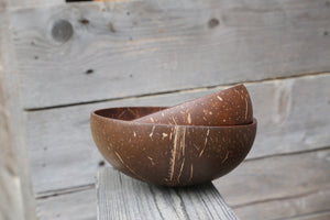 Coconut Shell No lacquer