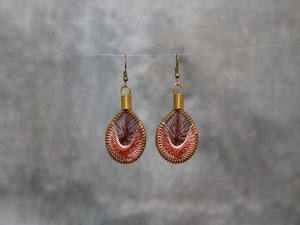 Earrings-Vivi 4x2.5cm