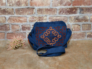 Bakers Bag Navy