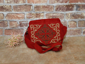 Baker Bag Red