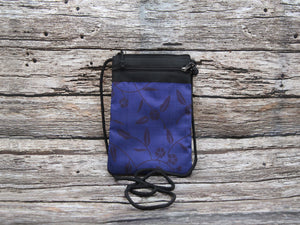 Passport Holder blue