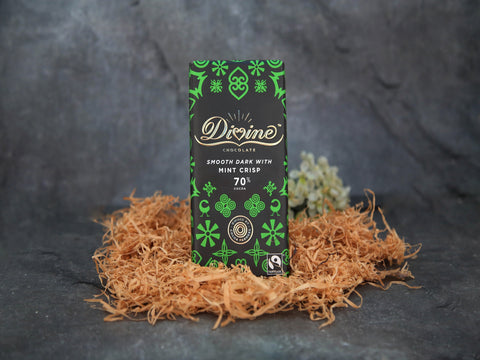 Dark Chocolate w/Mint 90g
