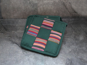 Pot Holder set (green)
